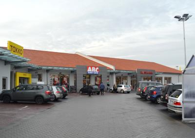 Einkaufszentrum Lengede/Broistedt