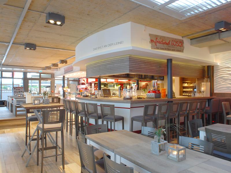 Gosch-Restaurant Hannover