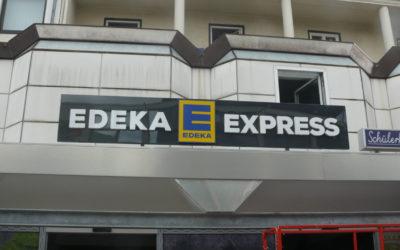 EDEKA Express in Wolfsburger Innenstadt eröffnet