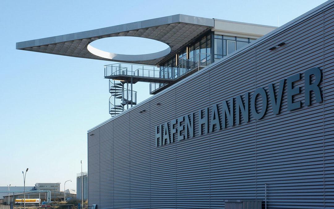 Städtische Häfen Hannover