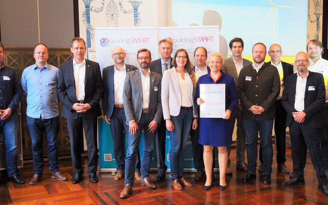 Erfolgreiche Gründungsveranstaltung der buildingSMART Regionalgruppe H-BS-Gö-WOB