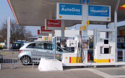 H2 – Wasserstoff – Hydrogen – Tankstellen